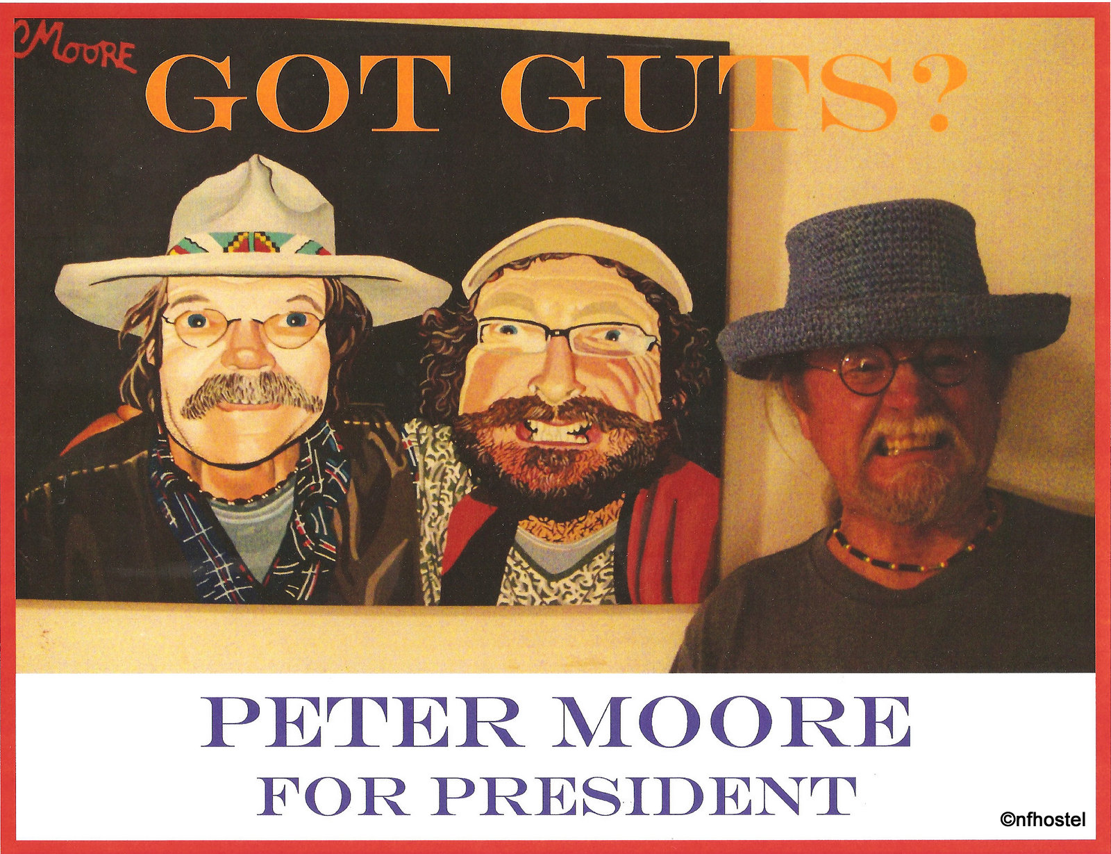 peter moore for president