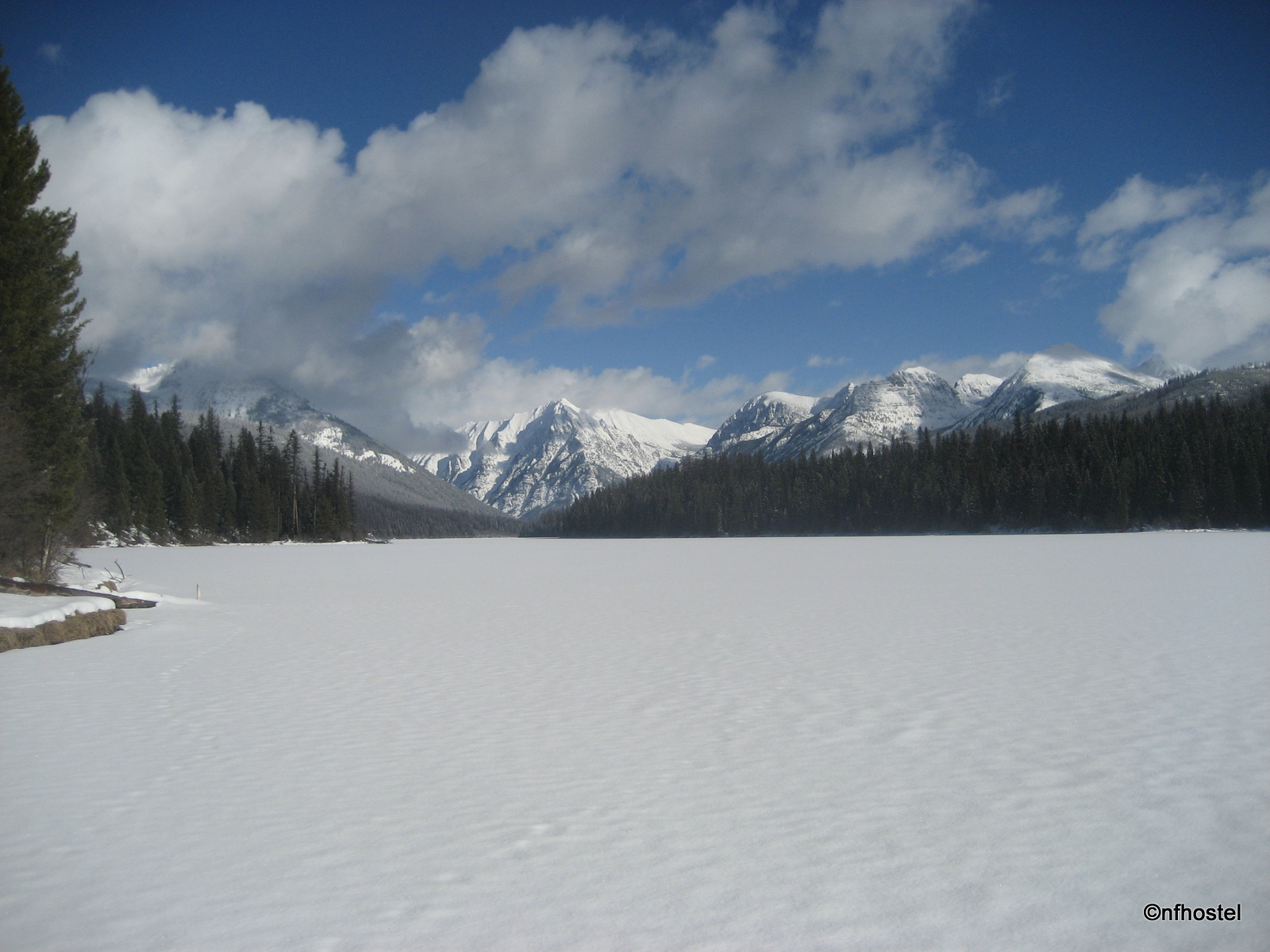 Logging Lake