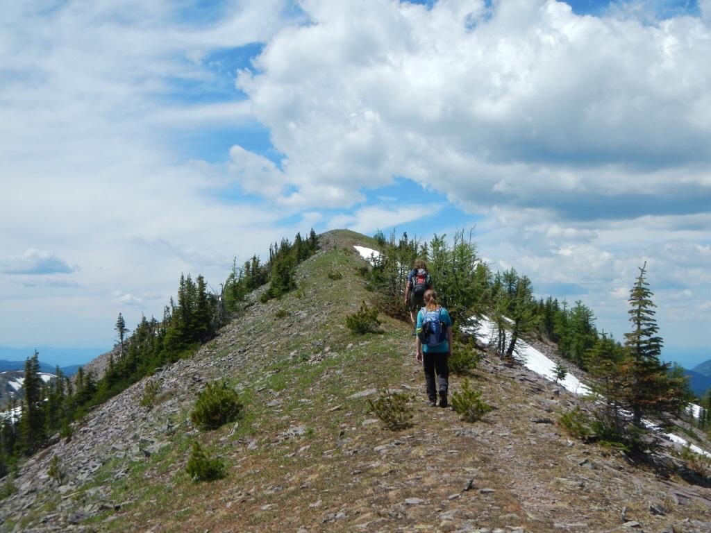 Nasukoin Ridge